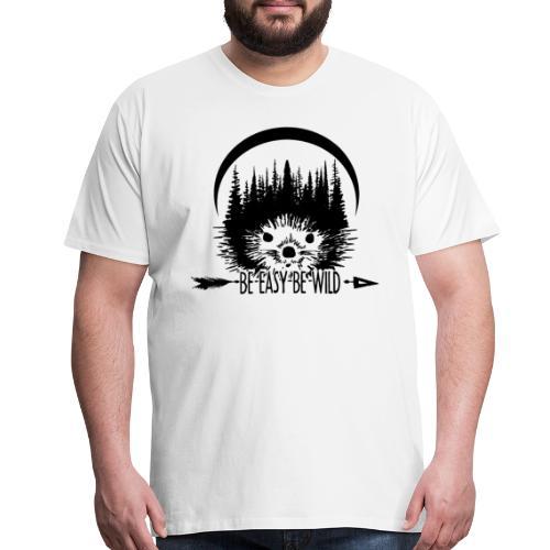 Be Hedgehog - Men's Premium T-Shirt
