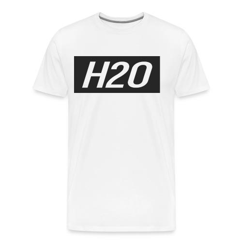 H2O - Men's Premium T-Shirt