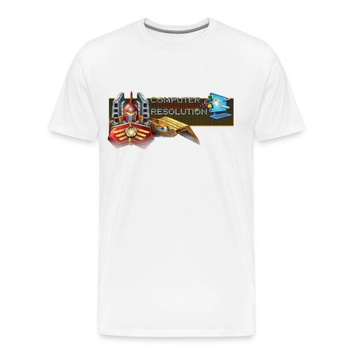 Robot Vanish - Men's Premium T-Shirt