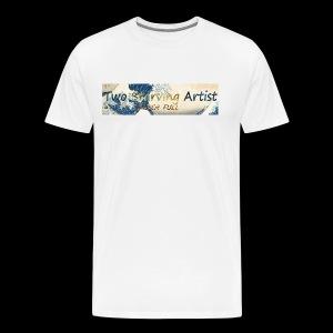 Kanagawa - Men's Premium T-Shirt