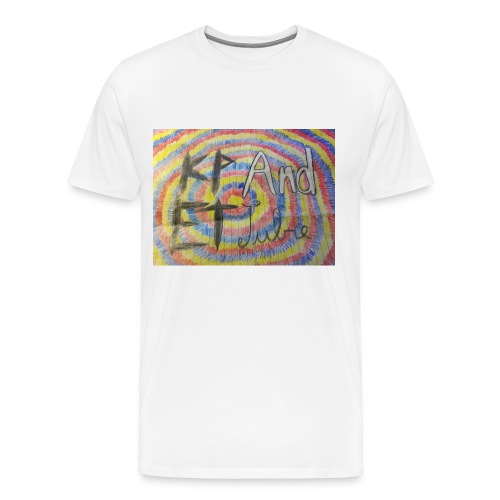 KP and ET tube - Men's Premium T-Shirt