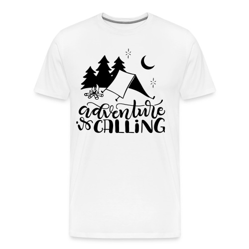 Adventure Is Calling - Men's Premium T-Shirt
