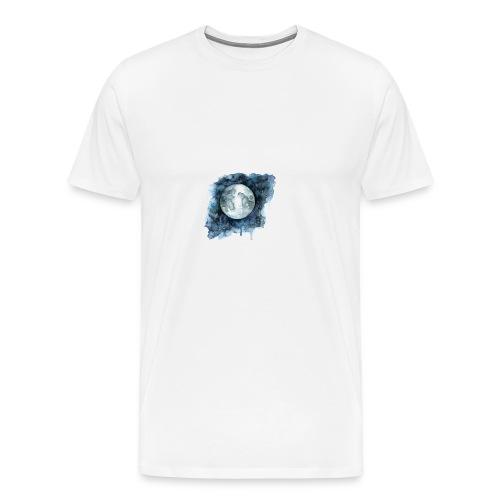 Watercolor Nights - Men's Premium T-Shirt