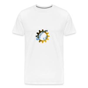 Golden Cog - Men's Premium T-Shirt