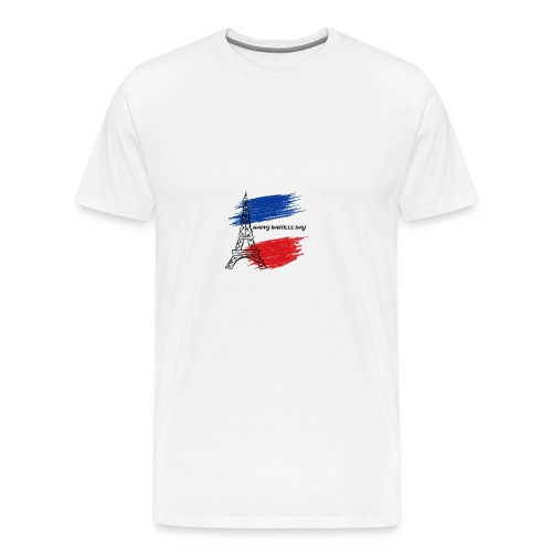 Happy Bastille Day - Men's Premium T-Shirt