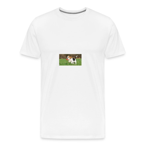 23695 pets vertical store dogs small tile 8 CB312 - Men's Premium T-Shirt