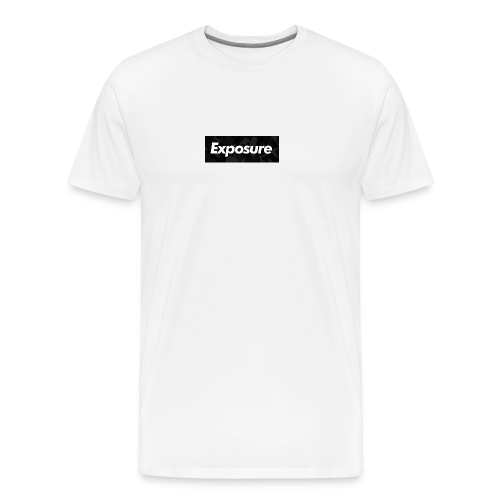 Exposure Camo Bogo - Men's Premium T-Shirt