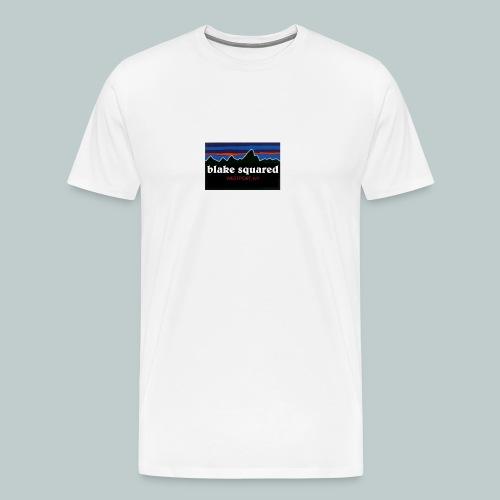 Blake Squared x Patagonia - Men's Premium T-Shirt