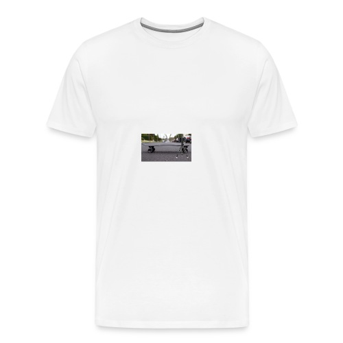 Vlogging central - Men's Premium T-Shirt