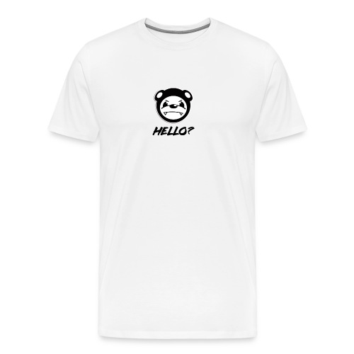 Hello? - Men's Premium T-Shirt