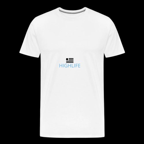 Logomakr 5Jie3S - Men's Premium T-Shirt
