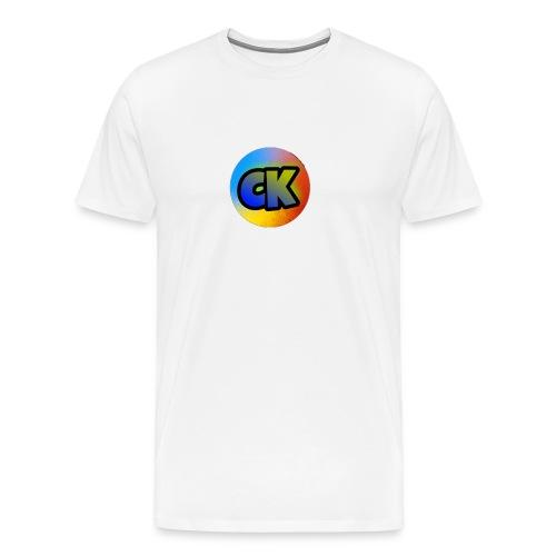 Official Cedar Klutz Logo - Men's Premium T-Shirt
