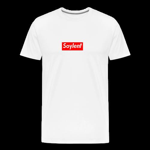 soylent - Men's Premium T-Shirt