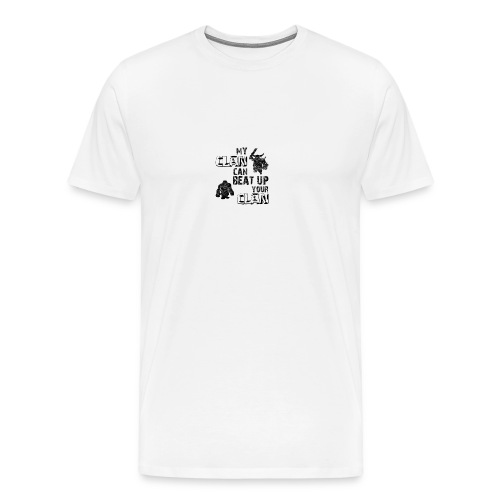 Clash of clans clans selection - Men's Premium T-Shirt