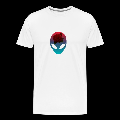Alien Rose - Men's Premium T-Shirt