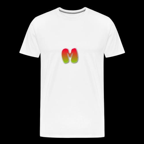 Monster logo shirt - Men's Premium T-Shirt
