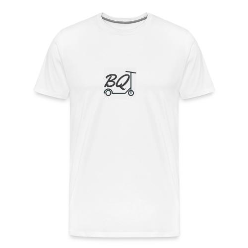 BQ Scoot Scoot T Shirt - Men's Premium T-Shirt