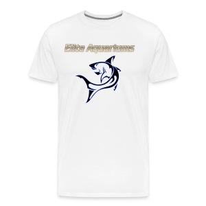Elite Aquariums Shark - Men's Premium T-Shirt