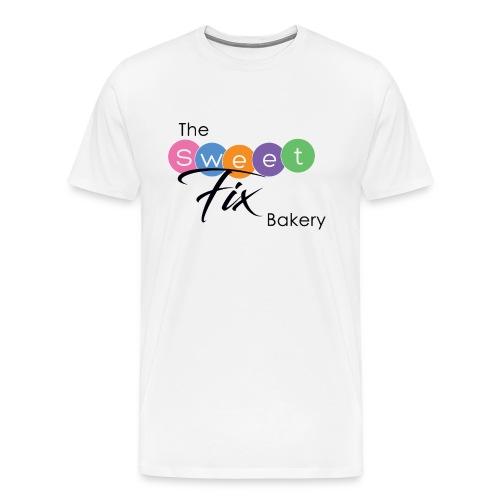The Sweet Fix Logo - Men's Premium T-Shirt