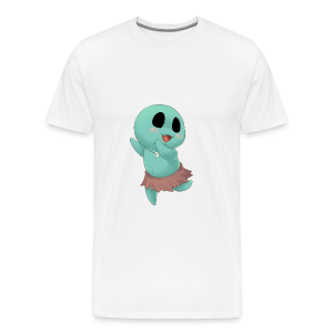 Little Ghost - Men's Premium T-Shirt