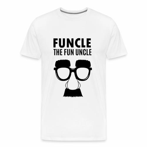 funcle - Men's Premium T-Shirt