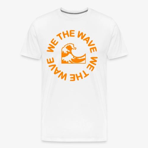 WTW Orange - Men's Premium T-Shirt