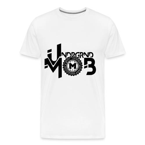 UMOB Black - Men's Premium T-Shirt