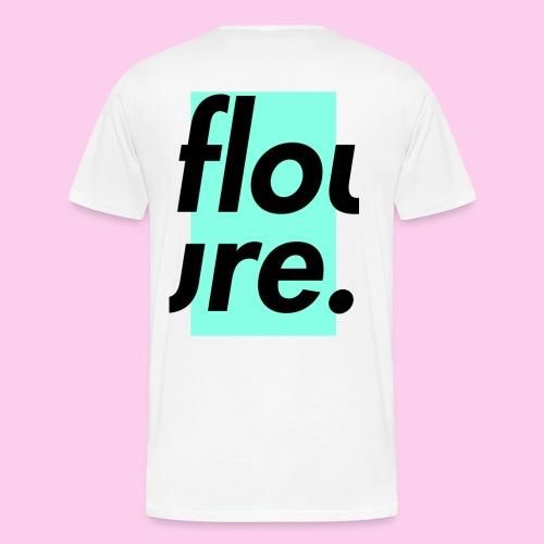 FLOURE CUT 2 PIECES - Men's Premium T-Shirt