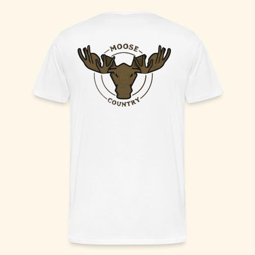 Moose Country - Men's Premium T-Shirt