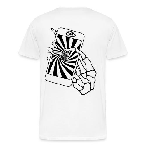 Skelephone - Men's Premium T-Shirt