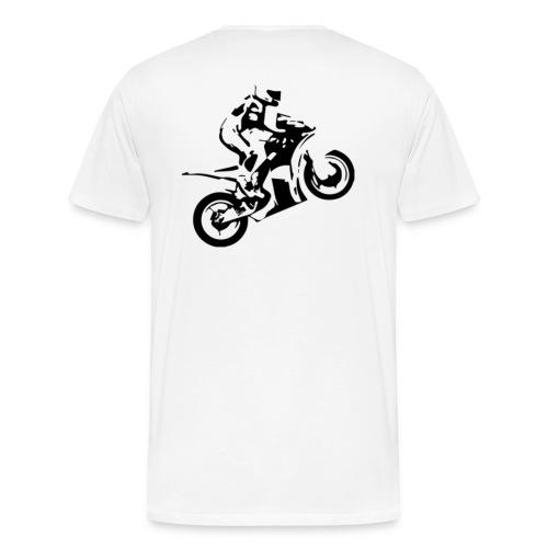 Foto3 - Men's Premium T-Shirt