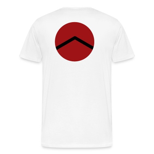 Spartan A - Men's Premium T-Shirt