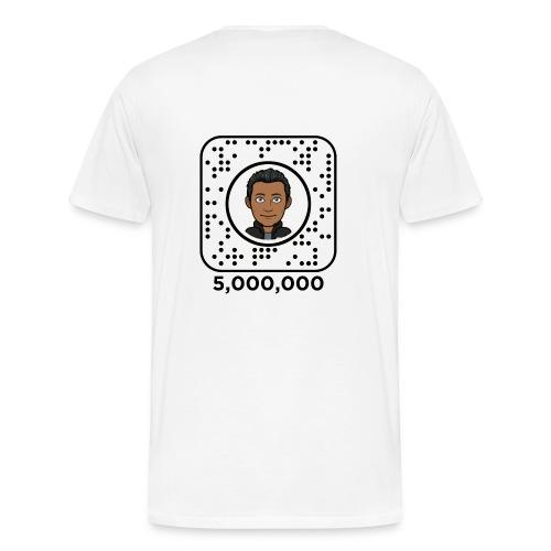snapcode - Men's Premium T-Shirt
