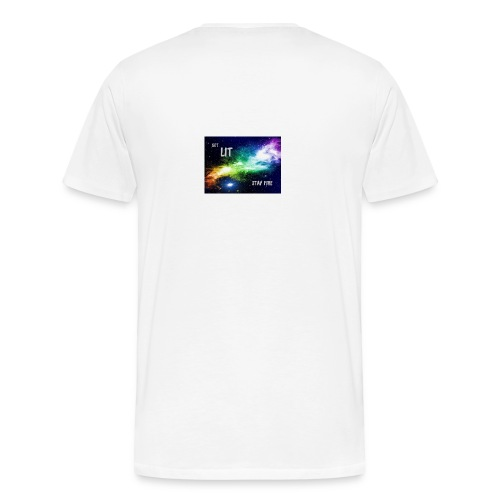 HYPE - Men's Premium T-Shirt