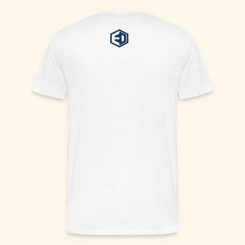 ED LOGO - Men's Premium T-Shirt