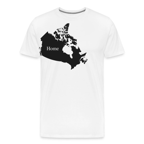 Canada Home - Men's Premium T-Shirt
