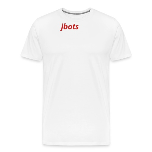 JBOTS Shirt design3 - Men's Premium T-Shirt