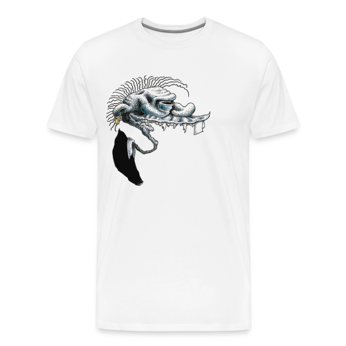 Punk Rock Hooligan - Men's Premium T-Shirt