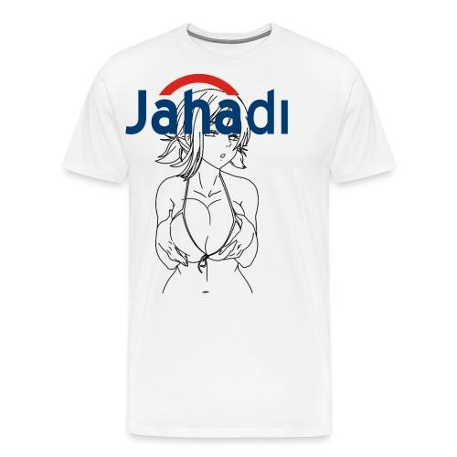 hadiCITY - Men's Premium T-Shirt