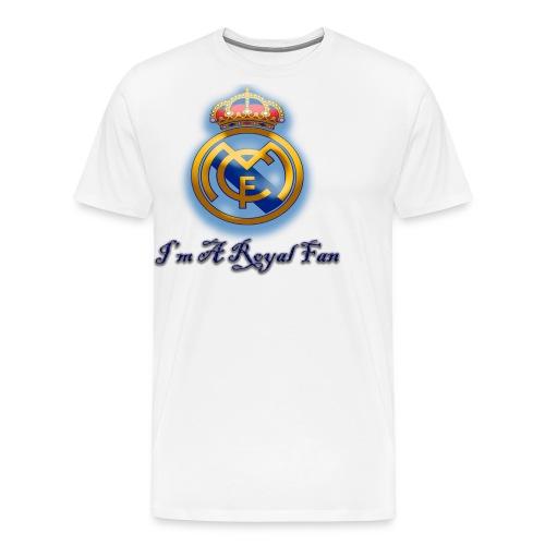 realmadridfan - Men's Premium T-Shirt