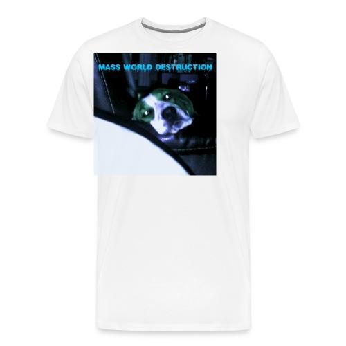 Mass World Depression - Men's Premium T-Shirt