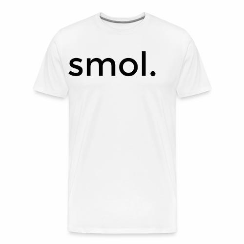smol. - Men's Premium T-Shirt