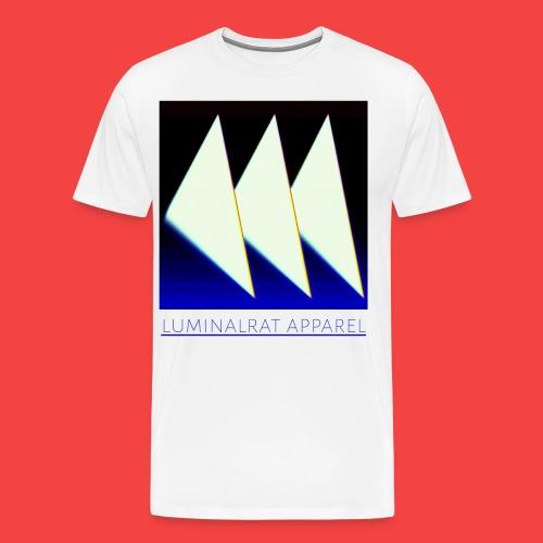 Vapor Logo - Men's Premium T-Shirt