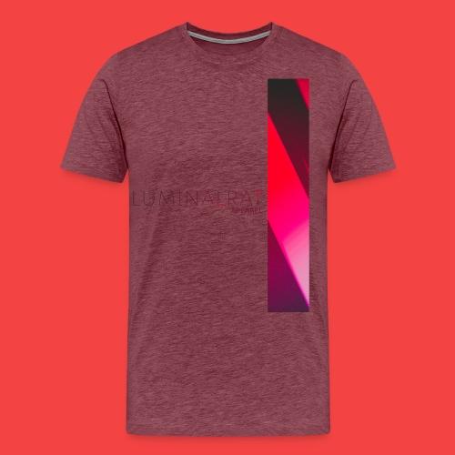 Flame line - Men's Premium T-Shirt