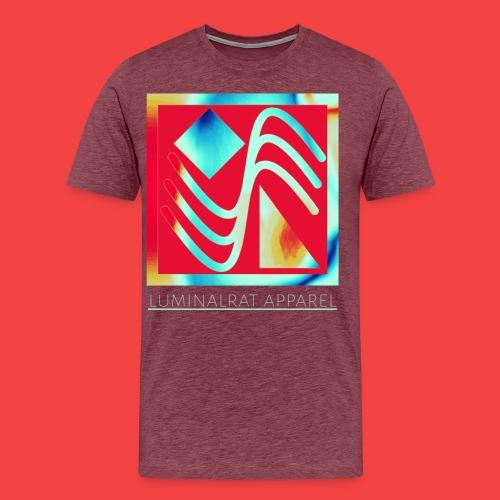 Arch Wave - Men's Premium T-Shirt