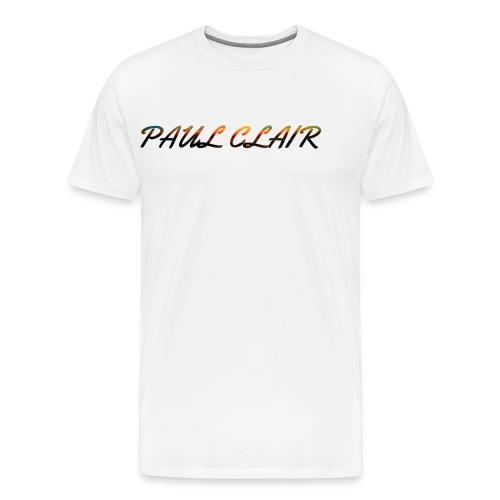 Paul Clair Rainbow Adult Clothing - Men's Premium T-Shirt