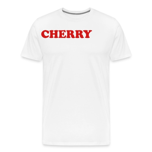 Cherry Fruitee - Men's Premium T-Shirt