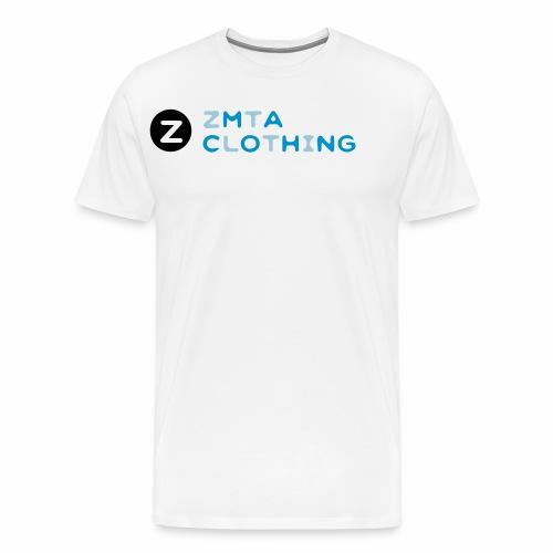 ZMTA logo products - Men's Premium T-Shirt
