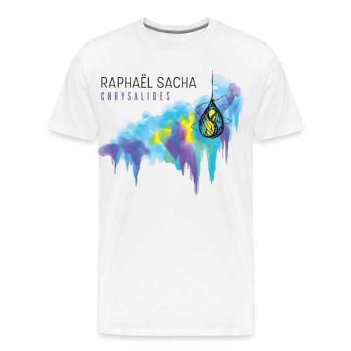 Chrysalides - Raphaël Sacha - Men's Premium T-Shirt