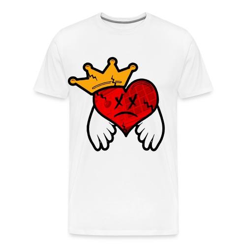 808's and sarcasm - Men's Premium T-Shirt